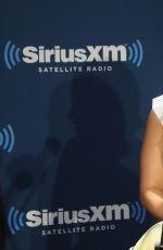 DEMI LOVATO at SiriusXM Studios in New York 06/25/2015