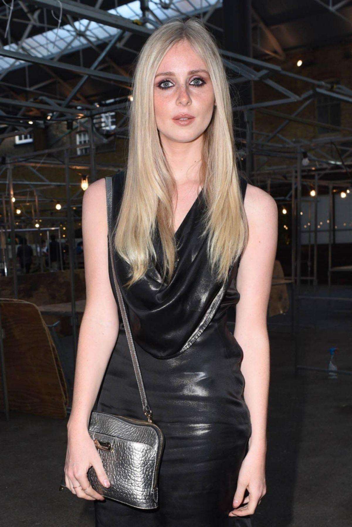 DIANA VICKERS at Bespoke Fashion Show