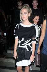 DIANA VICKERS at Tateossian and David Furnish Party in London