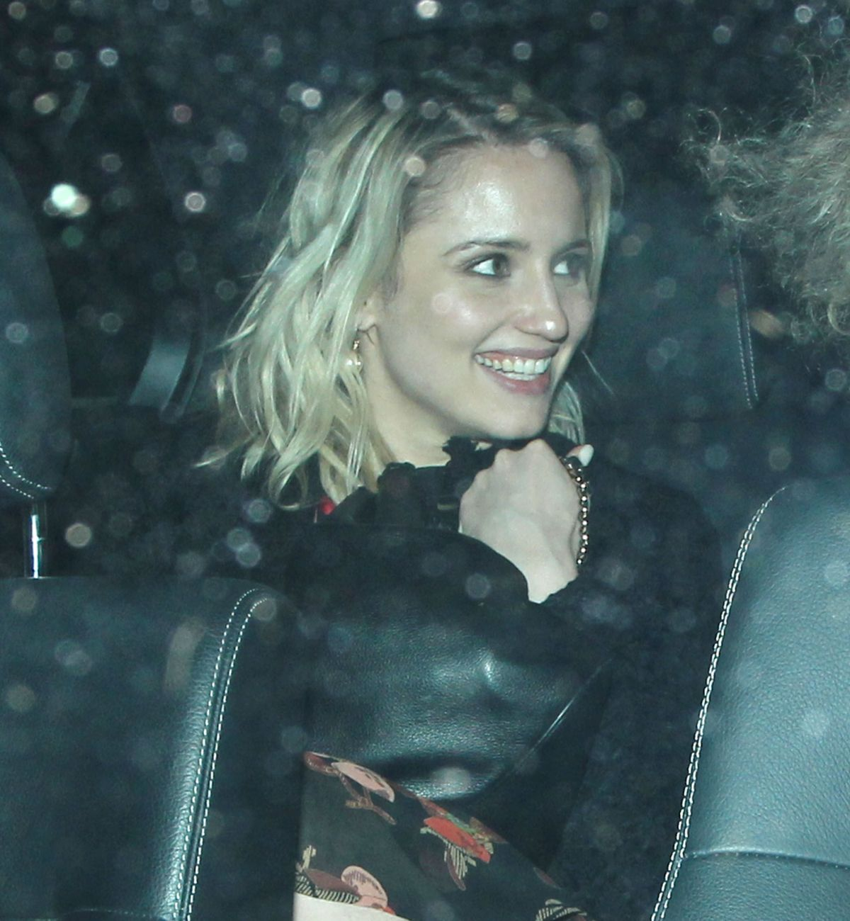 DIANNA AGRON at Chiltern Firehouse in London 06/26/2015