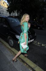 DONNA AIR at Annoushka: Milestones Private Viewing in London