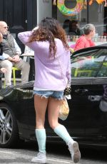 ELIZA DOOLITTLE Out Shopping in London 05/30/2015