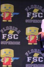 ELIZA TAYLOR at Florida Supercon in Miami