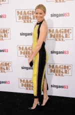 ELIZABETH BANKS at Magic Mike XXL Premiere in Los Angeles
