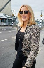 ELLIE GOULDING at Heathrow Airport in London 06/13/2015