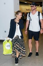 ELSA PATAKY Arrives at Airport in Malta 06/21/2015