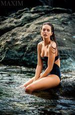 EMILY DIDONATO in Maxim Magazine, August 2015 Issue