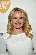 EMILY OSMENT at Guitar Hero Live
