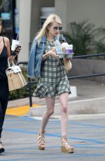 EMMA ROBERTS Out and About in Los Angeles 06/13/2015