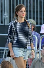 EMMA WATSON at British Summertime Festival in London 06/27/2015