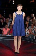 EMMA WILLIS at Big Brother UK Eviction Night 06/26/2015