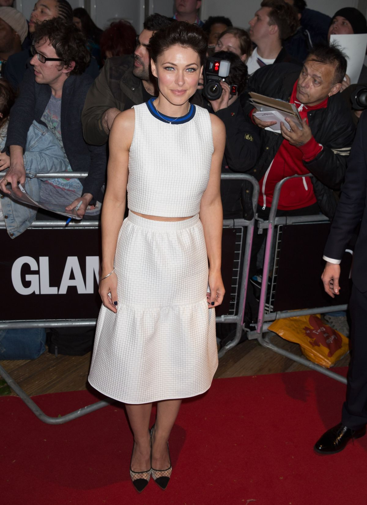EMMA WILLIS at Glamour Women of the Year Awards in London 06/02/2015
