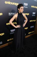 EMMANUELLE CHRIQUI at Entourage Premiere in Westwood