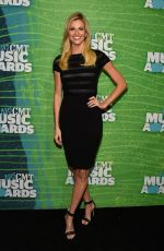 ERIN ANDEWRS at 2015 CMT Music Awards Press Preview Day in Nashville