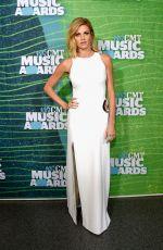 ERIN ANDREWS at 2015 CMT Music Awards in Nashville