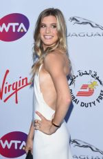 EUGENIE BOUCHARD at WTA Pre-Wimbledon Party in London
