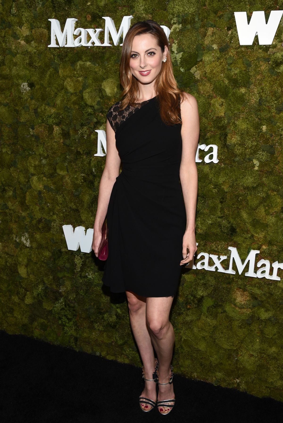 EVA AMURRI at Max Mara Women in Film Face of the Future Award in Hollywood