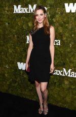 EVA AMURRI at Max Mara Women in Film Face of the Future Award in Hollywood
