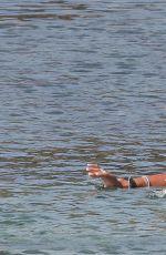 FEDERICA NARGI in Bikini at a Beach in Mykonos 06/15/2015