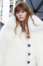 FEJA BEHA ERICHSEN at Louis Vuitton Fashion Show in Paris