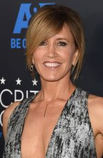 FELICITY HUFFMAN at 5th Annual Critics Choice Television Awards in Beverly Hills