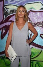 FERNE MCCANN at Storm Model Agency Party in London