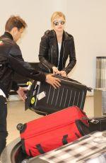 GIGI HADID Arrives at Los Angeles International Airport 06/22/2015
