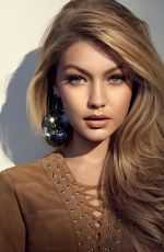 GIGI HADID in Vogue Magazine, Brazil July 2015 Issue