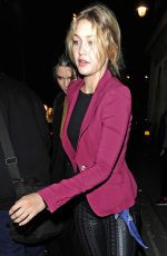 GIGI HADID Leaves Libertine Nightclub in London 06/28/2018
