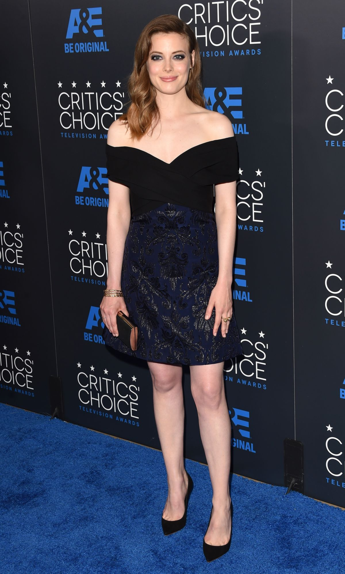 GILLIAN JACOBS at 5th Annual Critics Choice Television Awards in Beverly Hills