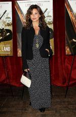 GINA GERSHON at Cartel Land Special Screening in New York