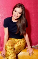 HAILEE STEINFELD at Sabrina Carpenter's 16th Birthday Party in Los Angeles