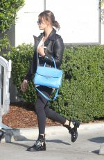 HAILEY BALDWIN Out and About in Los Angeles 06/03/2015
