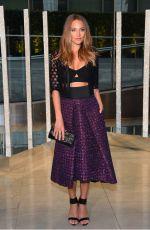 HANNAH DAVIS at CFDA Fashion Awards 2015 in New York