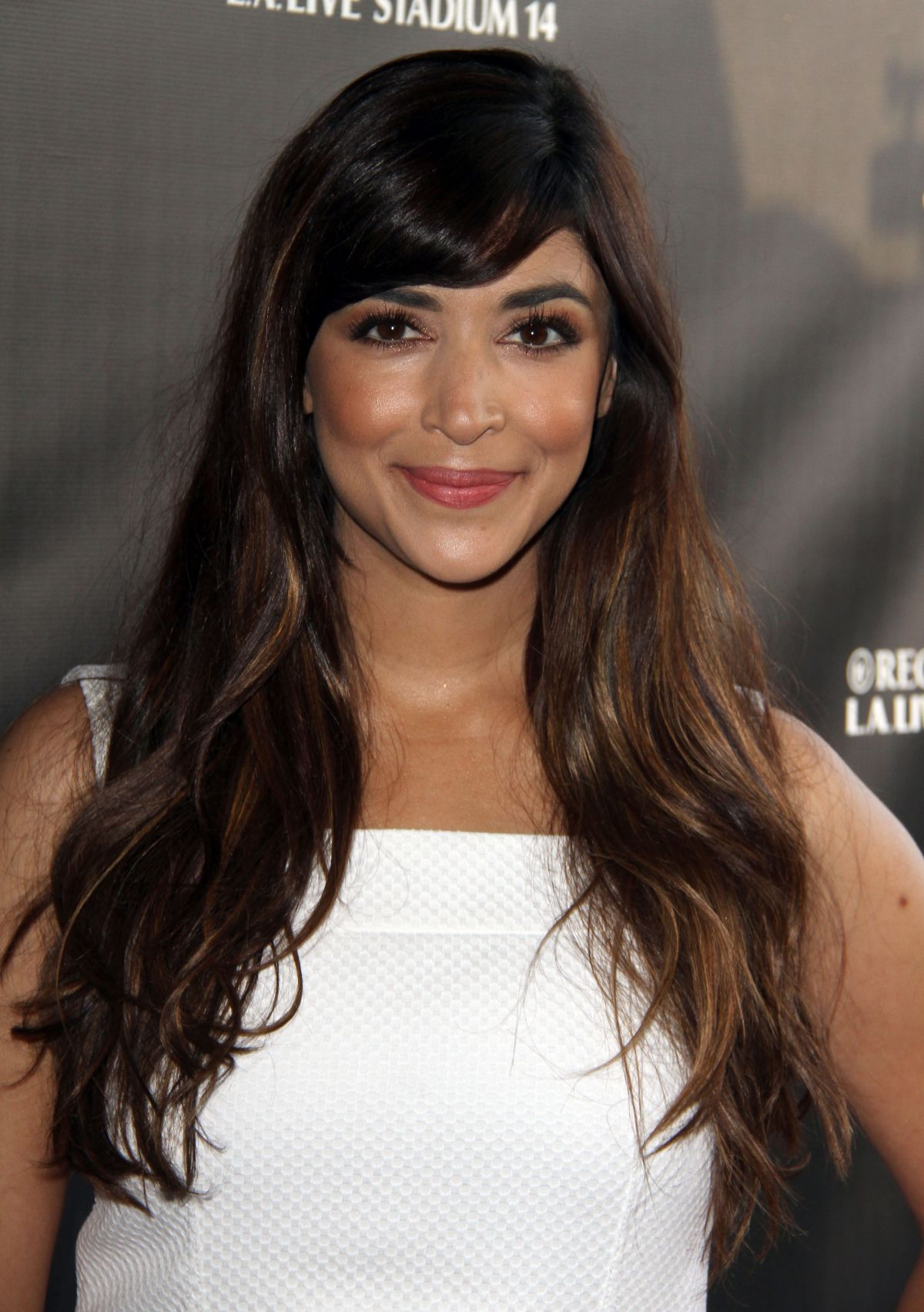 HANNAH SIMONE at Flock of Dudes Screening at 2015 LA Film ...