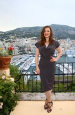 HAYLEY ATWELL at 55th Monte Carlo Television Festival Cocktail Party in Monaco