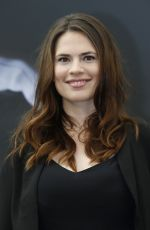 HAYLEY AYWELL at Agent Carter Photocall at 55th Monte Carlo Television Festival