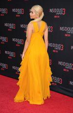 HAYLEY KIYOKO at Insidious Chapter 3 Premiere in Hollywood