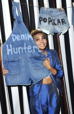 HAYLEY KIYOKO at Popular TV Celebrates Denim Hunters in Beverly Hills