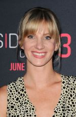 HEATHER MORRIS at Insidous Chapetr 3 Premiere in Hollywood