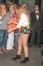 HILARY DUFF at Good Morning America in New York 06/16/2015