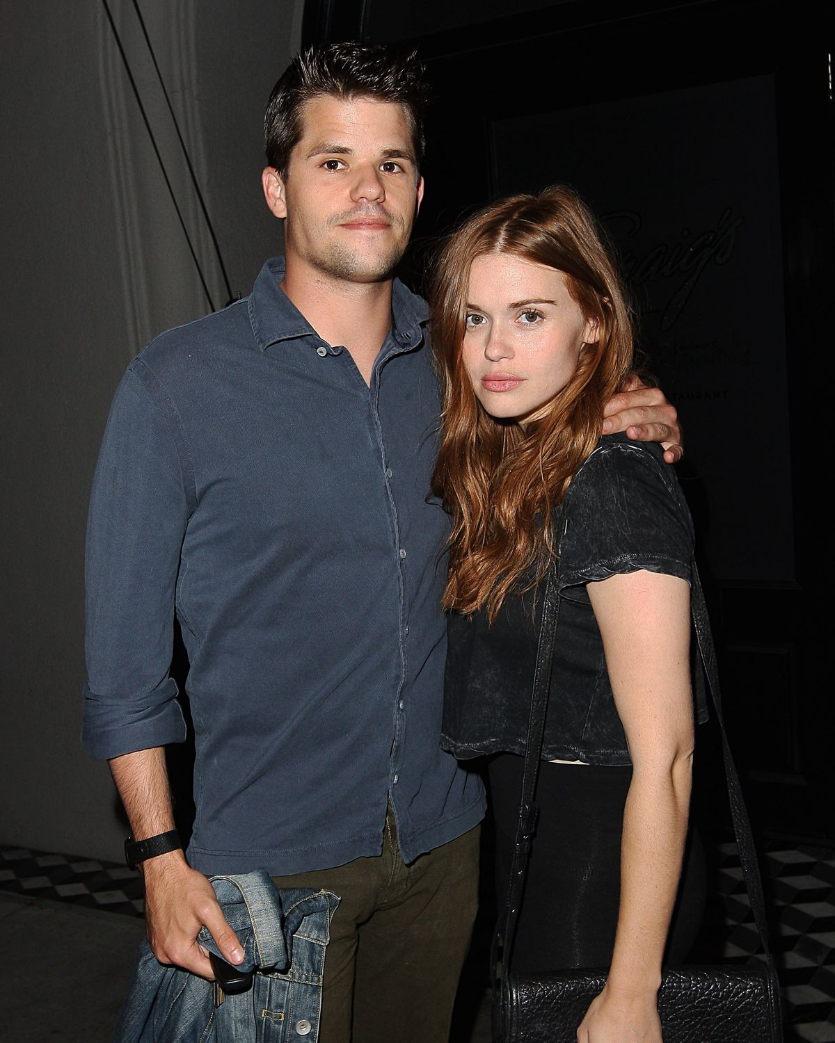 HOLLAND RODEN and Max Carver Leaves Craig