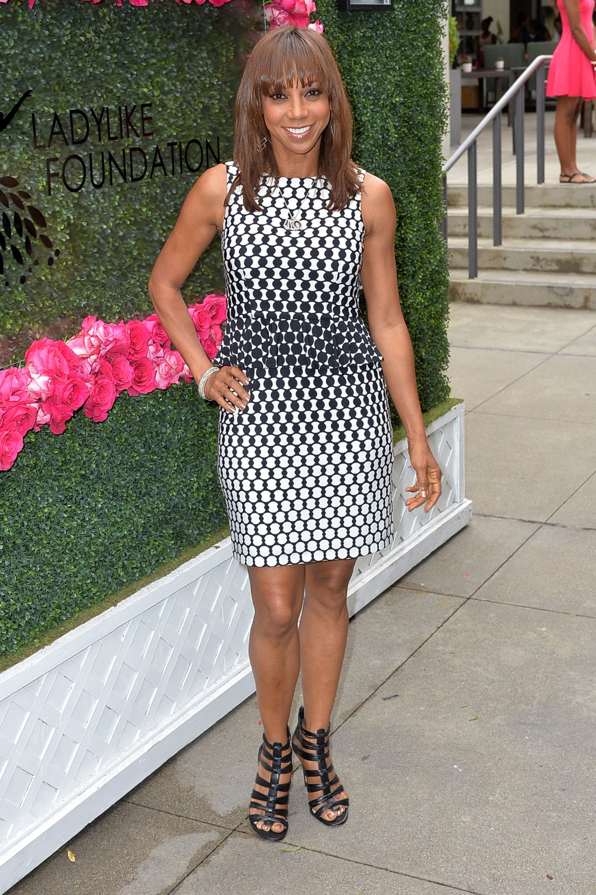 HOLLY ROBINSON PEETE at Women of Excellence Scholarship Luncheon in Los Angeles