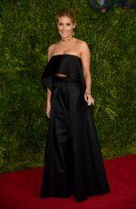 ASHLEY TISDALE at 2015 Tony Awards in New York