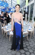 COBIE SMULDERS at Wildlife Conservation Society Gala in New York