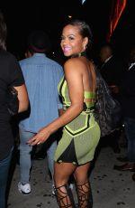 CHRISTINA MILIAN at 1Oak Nightclub in Los Angeles 06/23/2015