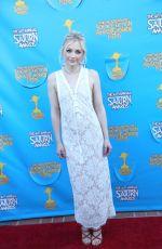 EMILY KINNEY at 2015 Saturn Awards in Burbank