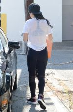 RUMER WILLIS Shopping at Madison in Los Angeles 05/30/2015