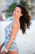 TAMMIN SURSOK in Bikinis on the Beach in Turks and Caicos 05/30/2015