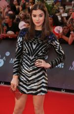 HAILEE STEINFELD at 2015 MuchMusic Video Awards in Toronto